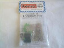 KEMO B112 electronisches LED-Thermometer