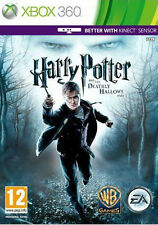 Harry Potter and The Deathly Hallows - Part 1 (Microsoft Xbox 360, 2010)