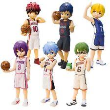 Half Age Characters Kuroko no Basuke Kuroko's Basket Basketball Figure Set of 6