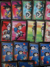 DRAGON BALL GT CARDS SERIE 1 PANINI 1999 CROMOS CARTAS COLECCIONABLES