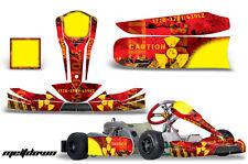 Tony Kart AMR Racing Graphics Mini Kid Kosmic Cadet Sticker Kits MAX Decals MD R