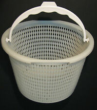 Swimming Pool Skimmer Basket, Handle Replacement for Waterway 519-3240, 542-3240