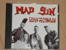 MAD SIN -Chills & Thrills In A Drama Of Mad Sins & Mystery- CD