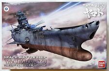 BANDAI 1/1000 space battleship YAMATO 2199 cosmo reverse ver. scale model kit