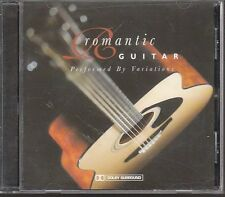 CD 479 ROMANTIC GUITAR