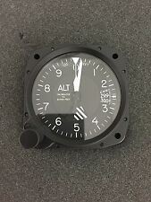 United Instruments 5934P-3 Aircraft Altimeter TSO Overhauled 2016