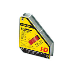 Strong Hand Tools 4 3/8 in. Heavy Duty Adjust-O Magnet Square (MSA46-HD)
