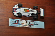 Carrera Universal, Brabham, Pace, Decal Set 1/32