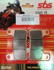 Suzuki GSXR750 K4 K5 K6 K7 K8 K9 L0 04-10 sintered SBS front brake pads SBS806
