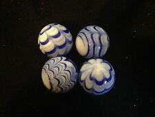 HOM Glass Marbles collectable 22mm Beautiful Handmade marble - Rialto