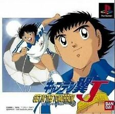 USED Captain Tsubasa J: Get in the Tomorrow Japan Import PS