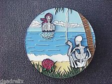 GRATEFUL DEAD JERRY GARCIA SUNSHINE DAYDREAM  LARGEST 3 in. PIN ON PIN L.E. 250