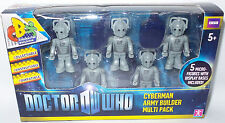 DOCTOR WHO : CYBERMAN ARMY BUILDER MULTI PACK MADE BY CHARACTER (TK)