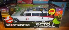 ERTL JOYRIDE GHOSTBUSTERS ECTO 1 WITH SLIMER 1/18 CADILLAC DIECAST