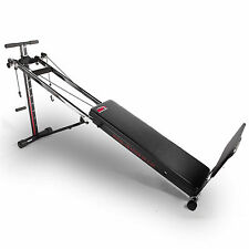 NEW Bayou Fitness Total Trainer  DLX-III Home Gym Gravity StrengthTrainer System