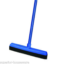 Upright Rubber Broom -296, Carpet Sweeper, Superior Performance