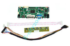 HDMI+DVI+VGA LCD Controller Kit for LP133WH2-TLA2/TLA1/TLB1/TLA2/TLA1 1366*768