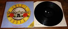 """GUNS 'N' ROSES WELCOME TO THE JUNGLE ~ UK 12"""" LIMITED EDITION POSTER SLEEVE 1987"""