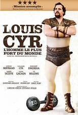 Louis Cyr: L Homme Le Plus Fort Du Monde  DVD NEW