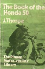 HONDA C100 C102 C114 P50 PC50 C50 ( 1962 - 1969 ) OWNERS REPAIR HANDBOOK