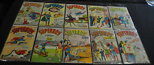 SUPERBOY 56 ISSUE SILVER AGE LOT (3.0-8.0) SEE LIST! ATOMIC BOMB COVER AND MORE!