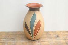 50er 60er Design Bodenvase Sawa Keramik Luzern