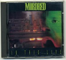 Mordred - In This Life CD GERMAN PRESS Death Angel Bay Area Thrash Funk Metal