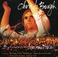 High On Emotion-Live From Dublin - Chris De Burgh (2004, CD NIEUW)