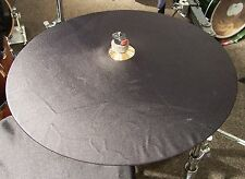 "Drums Sets DrumTee Mute for 20"" cymbal Quieter Sound with Full Rebound Video NEW"