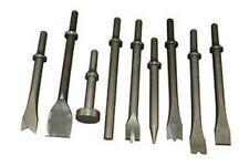 All- Purpose Air Hammer Chisel Set, 9 pc. ATD-5730 Brand New!