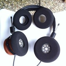 Mousses (earpads) pour Grado headphones RS1, Rs1i, SR325, SR225, SR80, SR60 etc.