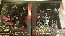 New World of WarCraft Premium Figure Set HEADLESS HORSEMAN+MOONKIN DC Unlimited