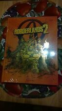 Borderlands 2 Limited Edition Strategy Guide by BradyGames (2012, Hardcover)