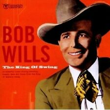 "BOB WILLS ""THE KING OF SWING""  CD NEUWARE"