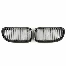 Carbon Fiber Front Kidney Grill Grilles For BMW E90/E91 LCI 3 Series 2008-2012