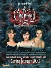Charmed figurine foglio di vendita-Stagione 1-Alyssa Milano-Shannon Doherty