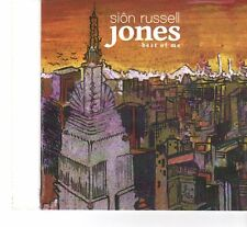 (FR841) Sion Russell Jones, Best Of Me - 2013 DJ CD