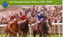 Horse Racing Limited Edition Trading Card Stadayid 1000 Guineas Winner 1991