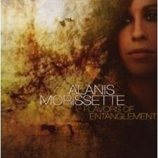 """Alanis Morrissette """"flavors Of Entanglement"""" CD NUOVO"""