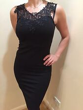 Quiz Ladies Little Black Dress size 12