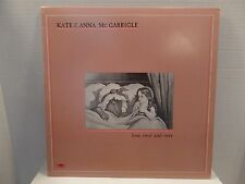 Kate & Anna McGarrigle ~ Love Over And Over 1982 LP Polydor 810 042-1 Y-1