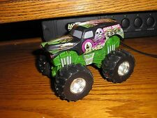 Nice 1/43? HW 4x4 Friction Drivin Grave Digger Ford Panel Delivery Monster Truck
