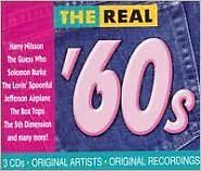 VARIOUS : REAL 60S (CD) sealed