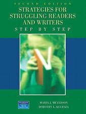 Strategies for Struggling Readers and  Writers (2nd Edition)-ExLibrary