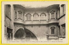 cpa VIEUX LYON 8 rue JUIVERIE Galerie PHILIBERT de l'ORNE MAISON des BULLIOUD