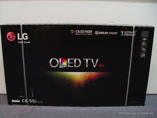 "LG OLED55C6P 55"" Curved Smart OLED Panel HDTV TV 4K Ultra HD NEW Dolby Vision 3D"
