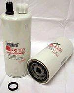 Fleetguad Cummins Fuel Filter / Water Seperator. P/N FS1003