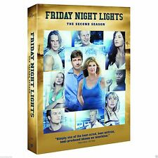 Friday Night Lights - The Second Season (DVD, 2011, )