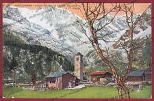 VERBANIA MACUGNAGA 153 OSSOLA - ANZASCA - MONTE ROSA Cartolina
