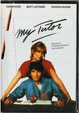 My Tutor (DVD, 2006)  Caren Kaye, Matt Lattanzi